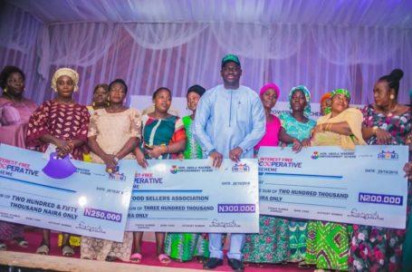 Reps Member, Abiola Makinde, launches Interest-Free Cooperative Scheme