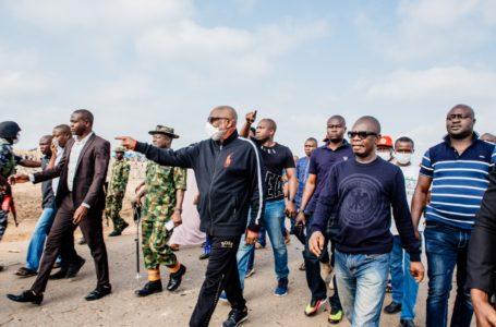 Akeredolu confirms the Akure explosion, calls for calm
