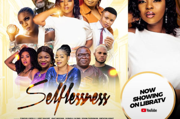 New Movie Alert: SELFLESSNESS now showing on LIBRA TV
