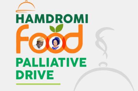 Covid19: Hon Abiola & Dr. Rhoda Makinde launch Food Palliative Drive