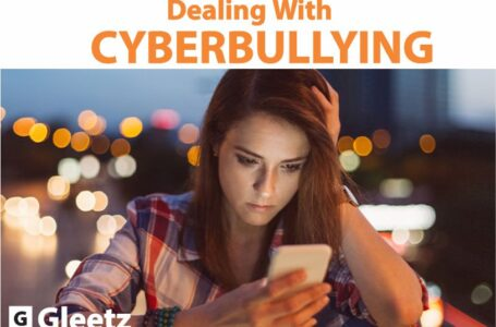 Dealing With Cyberbullying
