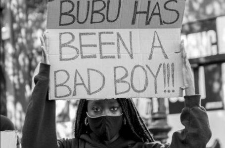 It's Buhari, for me