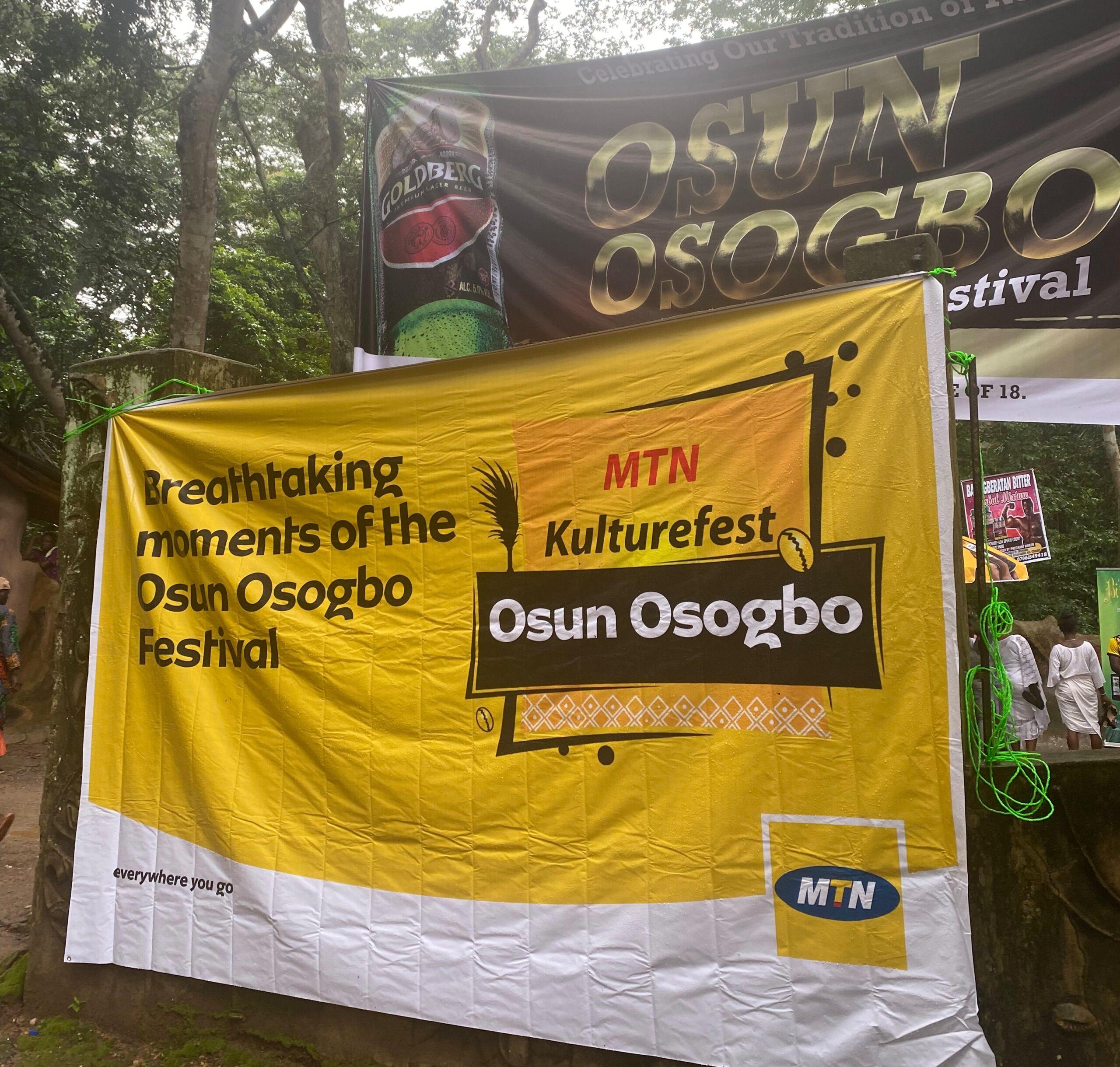 Osun festival: The Osun goddess got pleased